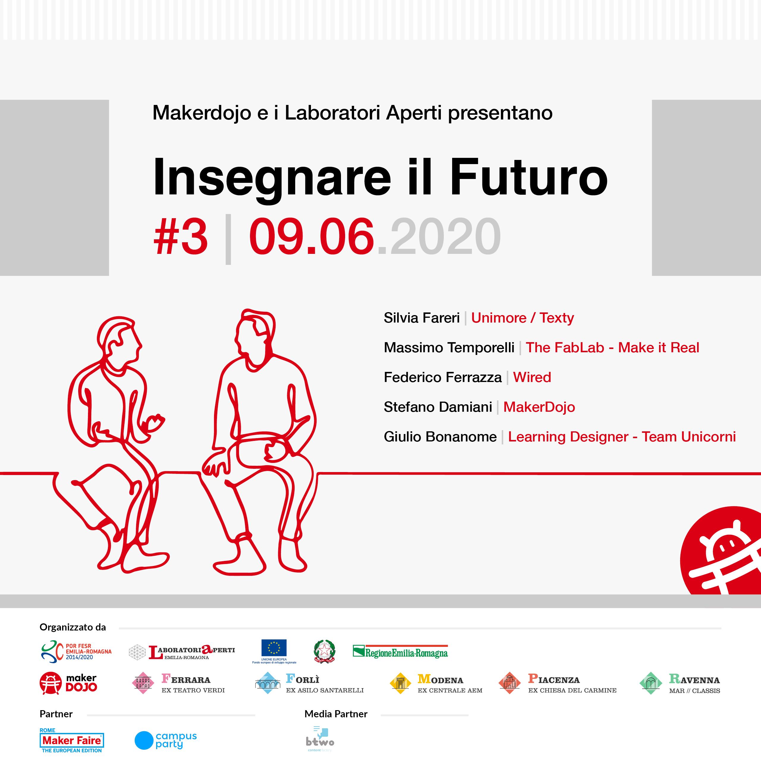 INSEGNARE IL FUTURO #3