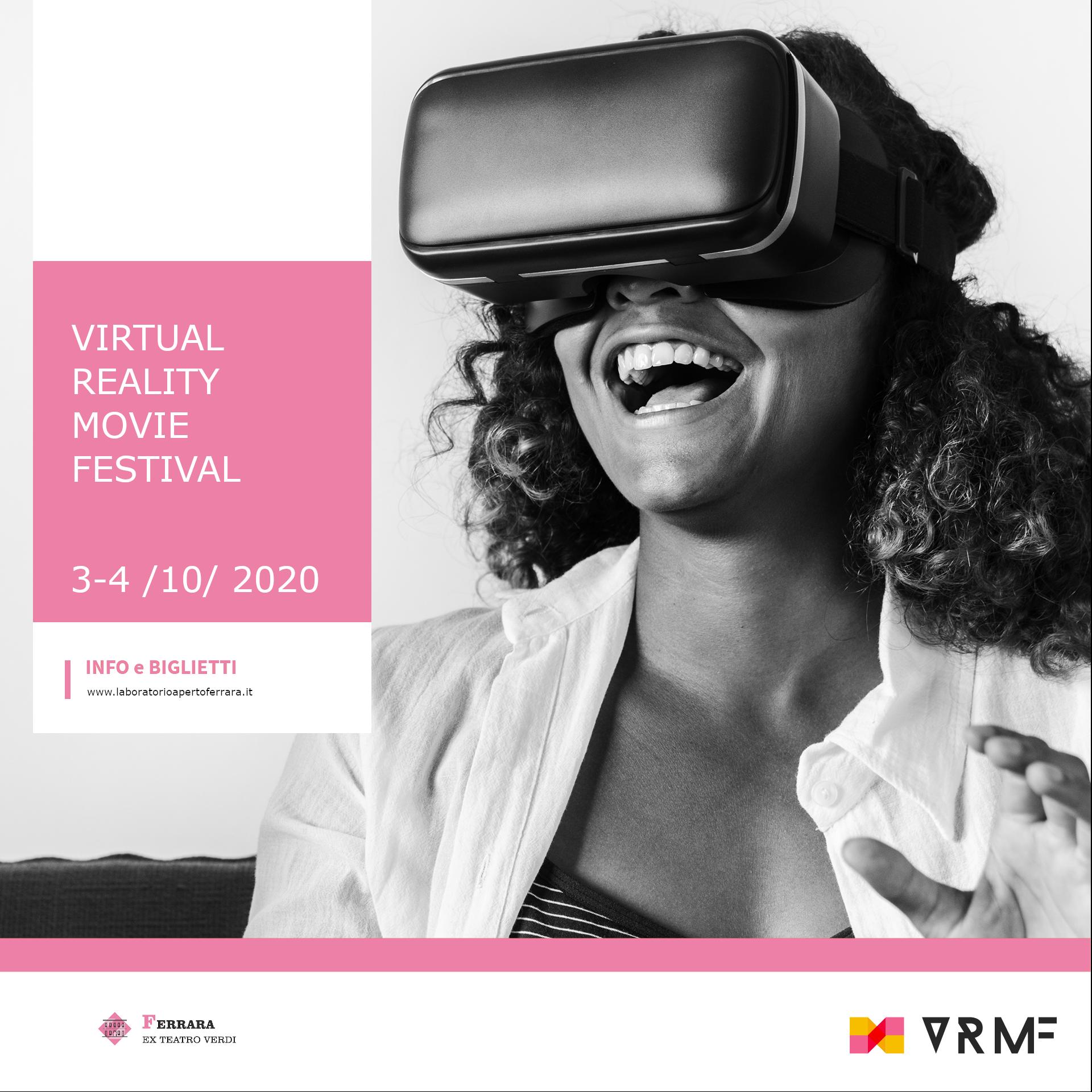3-4 OTTOBRE- Virtual Reality Movie Festival
