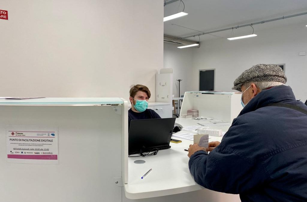 Attivazione SPID e Facilitatore Digitale - Laboratorio Aperto