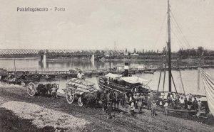1. Sulle tracce dell'antico porto sul fiume a Pontelagoscuro