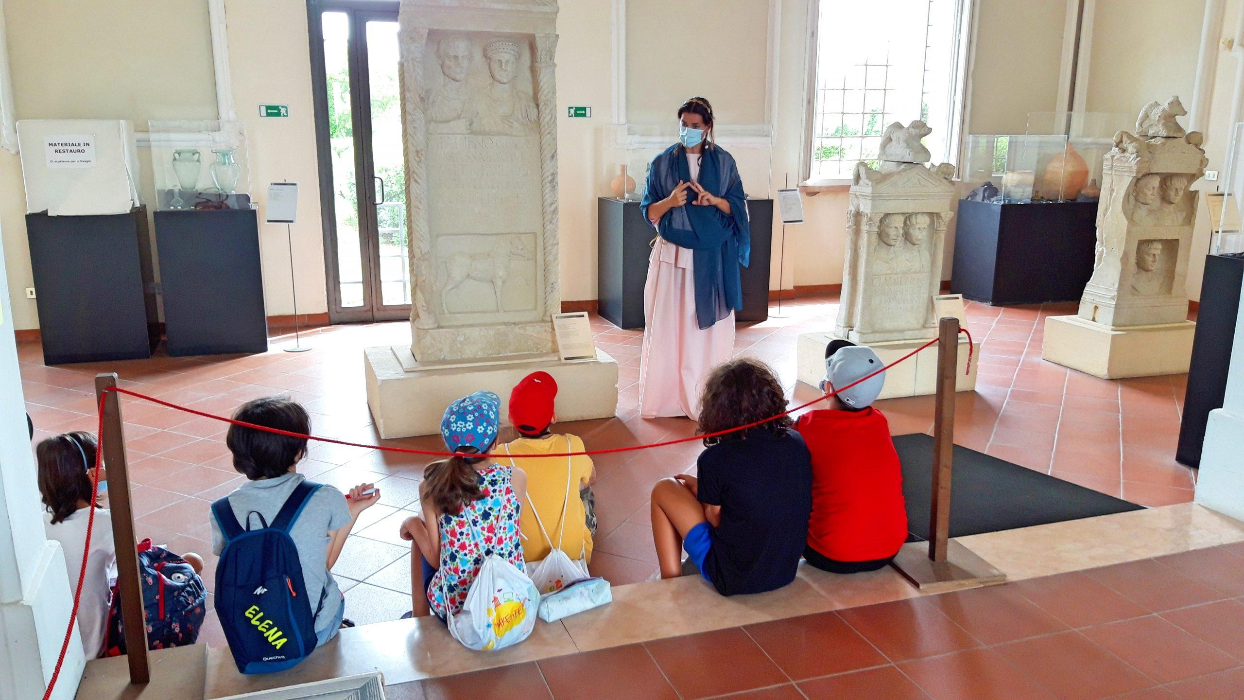 6. A casa di un'antica famiglia romana