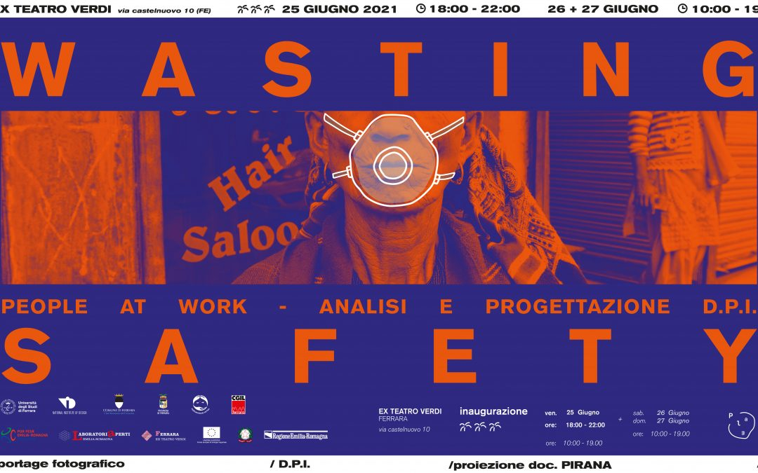 Mostra WS_WASTING SAFETY